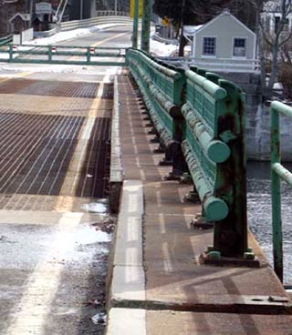 Hines Bridge Geo Instruments