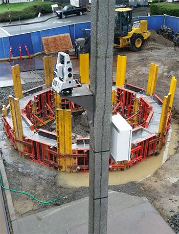 AMTS Installations - Tunnel Shaft