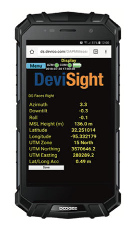 DeviSight Readout
