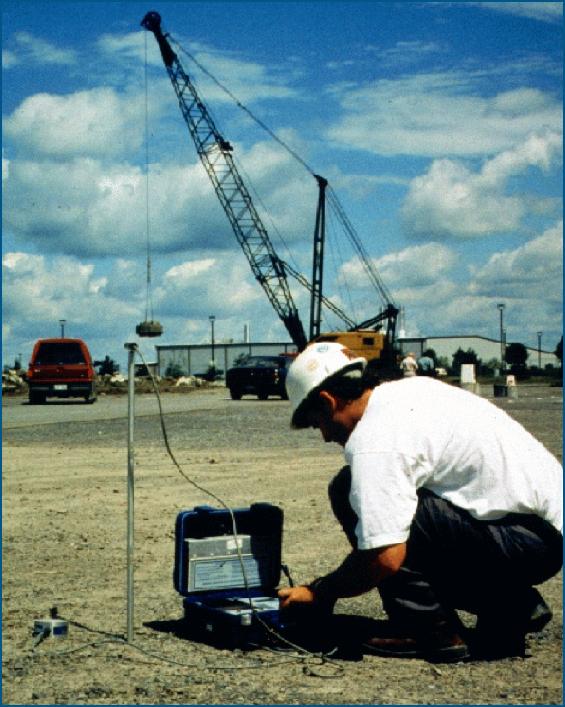 Manual Monitoring - Dynamic Compaction