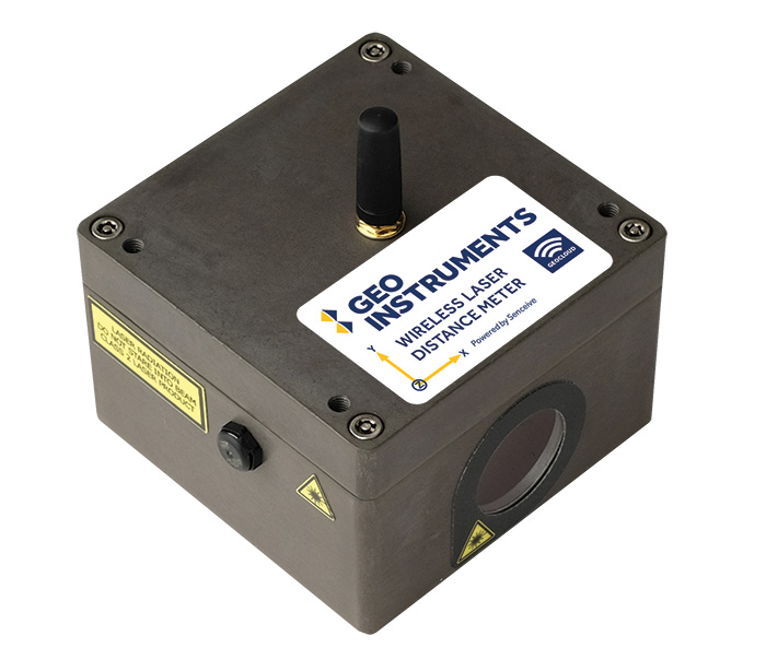 GeoCloud Laser Distance Meter