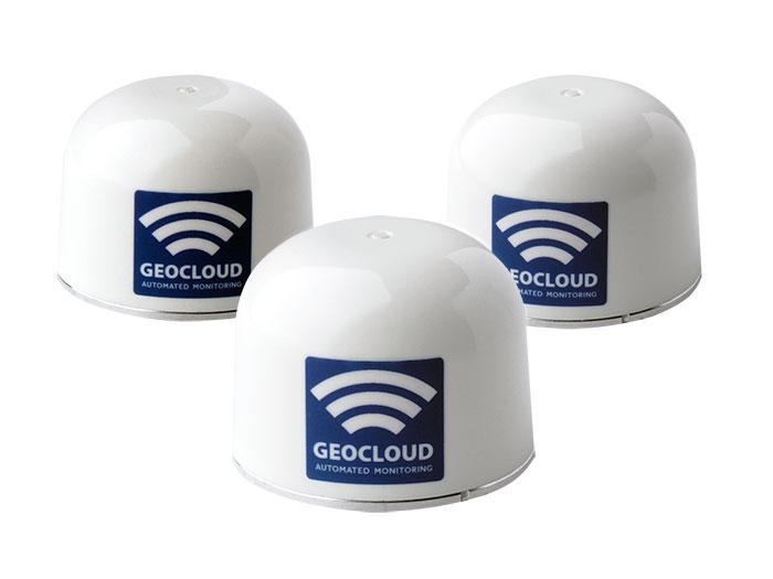 GeoCloud Wireless Mini-Tiltmeter