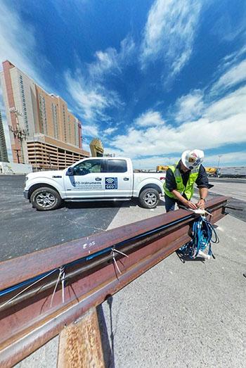 Las Vegas Structural Monitoring