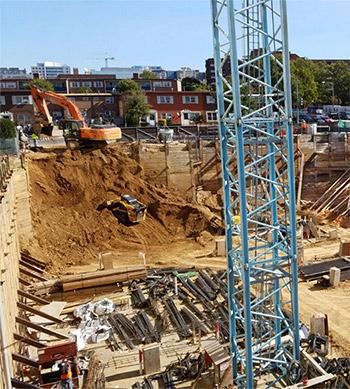 M Street Excavation
