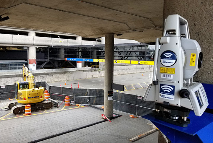 AMTS at Seatac Utility Upgrade project