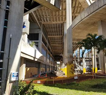 AMTS and Vibration Monitoring at Tampa Airport