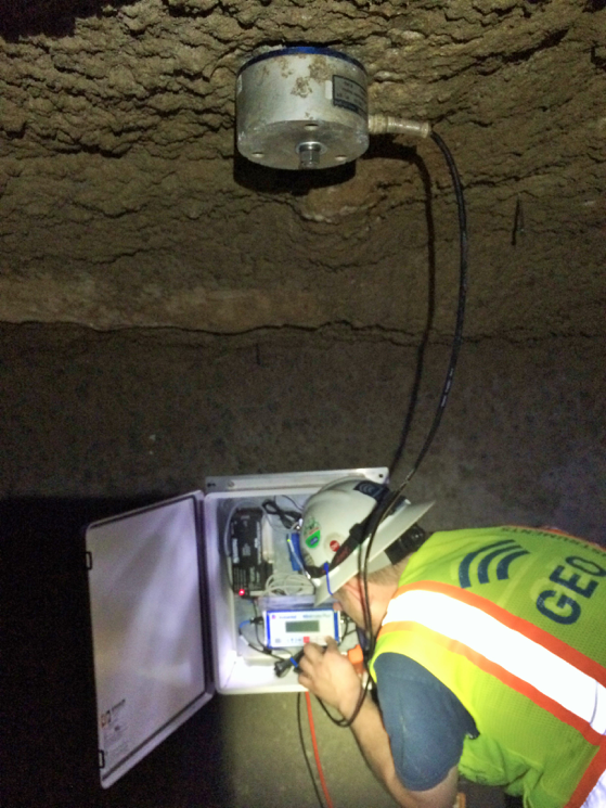 Automated Monitoring - Tunnel